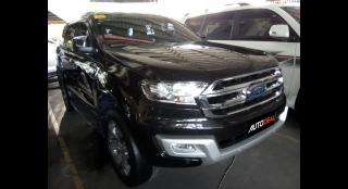 2015 Ford Everest 2.2 Titanium 4x2 AT