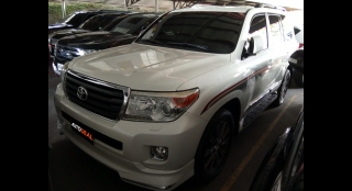 2012 Toyota Land Cruiser GX.R V8 AT