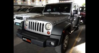 2014 Jeep Wrangler Rubicon AT