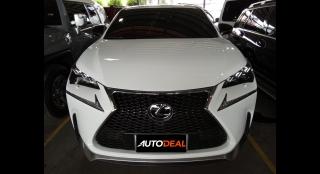 2016 Lexus NX 200t FSport AT