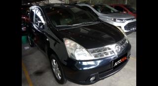 2013 Nissan Grand Livina AT