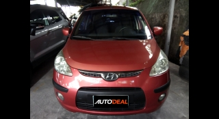 2010 Hyundai i10 1.1L GLS AT