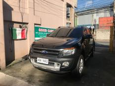 2015 Ford Ranger Wildtrak 4x2 AT