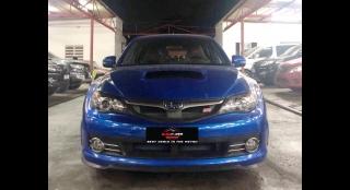 2009 Subaru WRX STI M/T