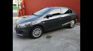 2017 Suzuki Ciaz 1.2L AT