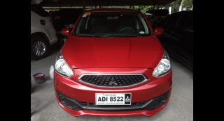 2016 Mitsubishi Mirage GLX AT