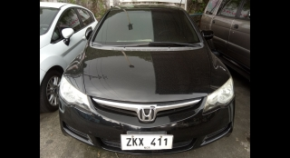 2007 Honda Civic 1.8 V AT