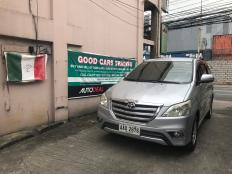 2014 Toyota Innova V 2.0 Gas AT