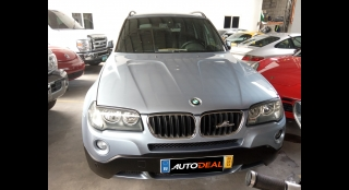 2010 BMW X3 SDrive 3.0i AT