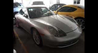 2001 Porsche 911 Carrera V6 AT