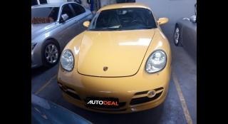 2006 Porsche 718 Cayman S 6AT