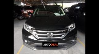 2015 Honda CR-V 2.0L AT Gasoline