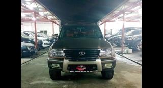 2000 Toyota Land Cruiser LC100 MT Diesel