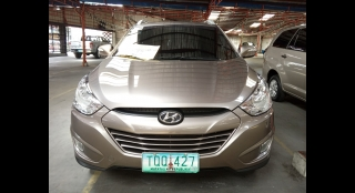2011 Hyundai Tucson AT