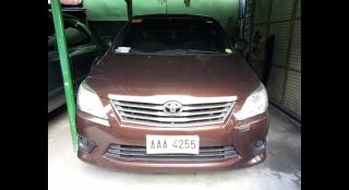 2014 Toyota Innova E 2.0 Gas MT