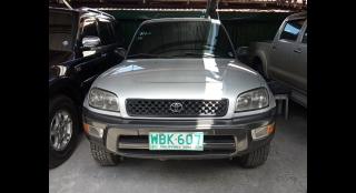 1997 Toyota Rav4 MT