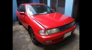2000 Nissan Sentra EX Saloon AT