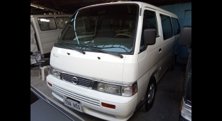 2012 Nissan Urvan Escapade MT