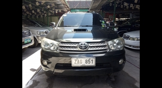 2005 Toyota Fortuner V AT