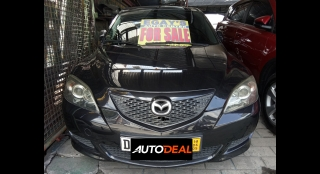 2005 Mazda 3 Hatchback 1.6S Hatchback AT