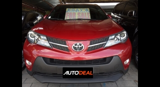 2015 Toyota Rav4 2.0L AT Gasoline