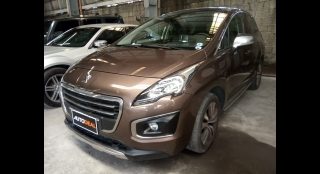2015 Peugeot 3008 Allure Turbo AT