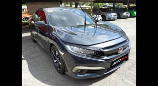 2016 Honda Civic 1.5 RS Turbo CVT