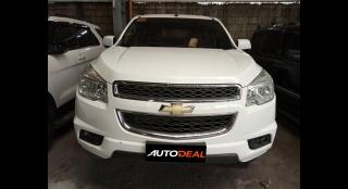 2016 Chevrolet Trailblazer LT 2.5L MT