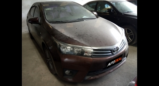 2015 Toyota Corolla Altis 1.6G MT