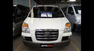 2007 Hyundai Starex GRX CRDi AT