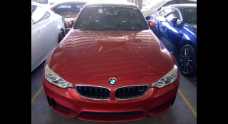 2016 BMW M3 Convertible AT