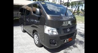 2017 Nissan NV350 Urvan MT