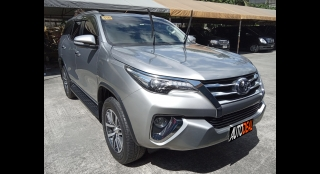 2017 Toyota Fortuner AT