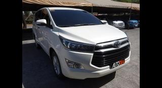 2016 Toyota Innova 2.8L AT Diesel