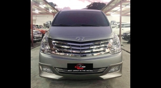 2016 Hyundai Grand Starex VIP Royale 4x4