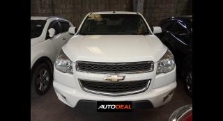 2014 Chevrolet Colorado LT 4x2