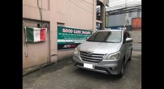 2014 Toyota Innova V 2.0 Gas AT