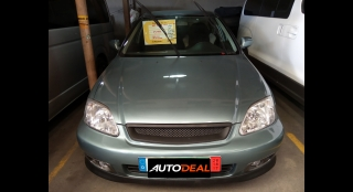 2001 Honda Civic VTI-S AT