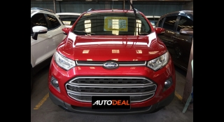 2015 Ford EcoSport AT