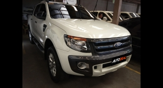 2014 Ford Ranger Wildtrak 3.2L (4X4)