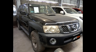 2008 Nissan Patrol Super Safari 4x4