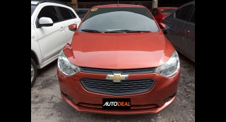 2017 Chevrolet Sail 1.3 LT MT