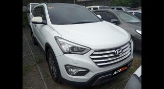 2015 Hyundai Santa Fe 2.2L AT Diesel