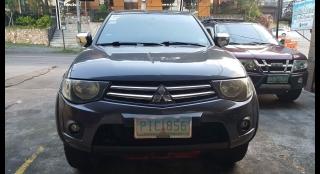 2010 Mitsubishi Strada GLX MT
