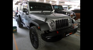 2015 Jeep Wrangler AT