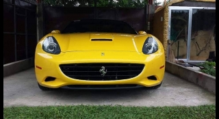 2013 Ferrari California 30S