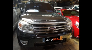 2013 Ford Everest Limited (4X4) AT