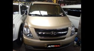 2011 Hyundai Grand Starex GOLD CRDI VGT