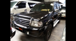 2006 Ford Everest XLT (4X2) MT