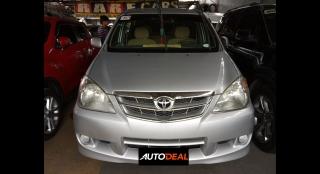 2010 Toyota Avanza 1.5 G AT